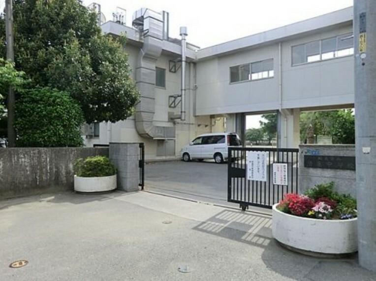 中学校 【中学校】昭島市立清泉中学校まで720m