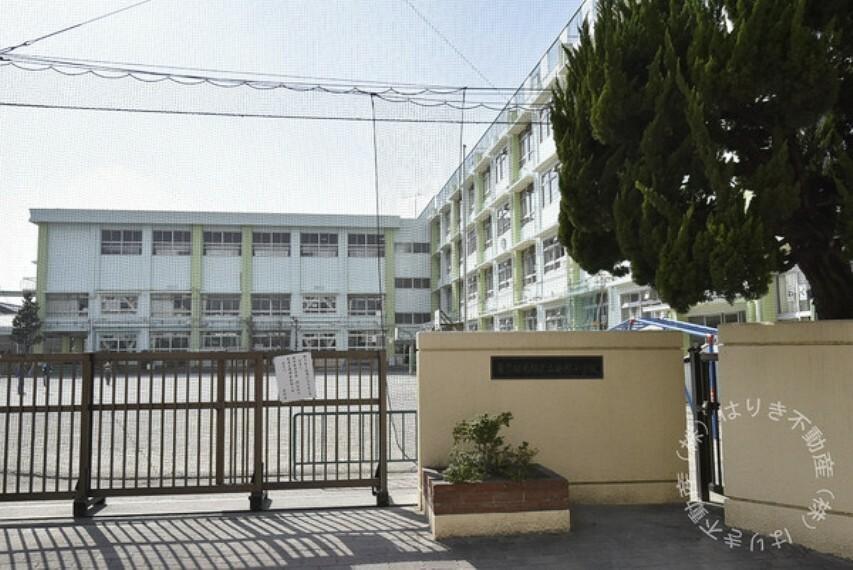 中学校 葛飾区立新宿中学校