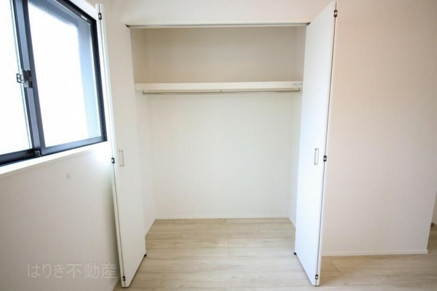収納 収納スペースです。