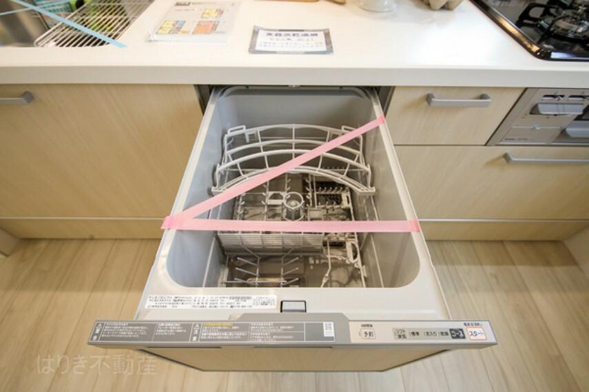 キッチン 食洗器付きです。