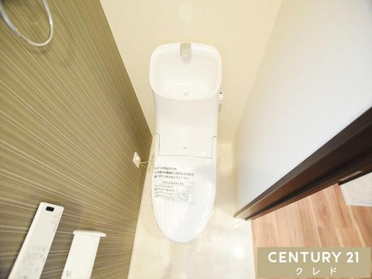 トイレ 使い心地よく衛生的なシャワー付きトイレ!快適な使い心地で、いつも清潔を保ちます。