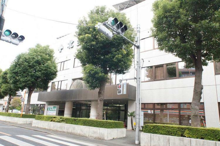 病院 東京多摩病院 徒歩9分。