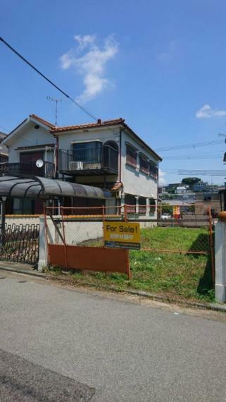 現況写真 お好きなハウスメーカーでの建築が可能です。