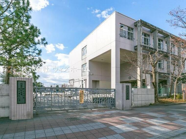 小学校 【小学校】春日部市立粕壁小学校まで635m