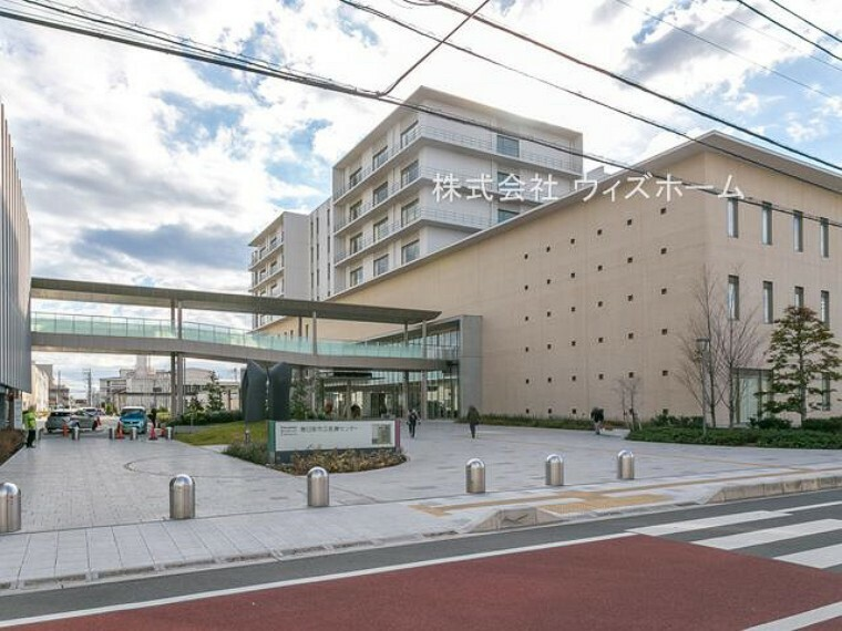 病院 【総合病院】春日部市立医療センターまで895m