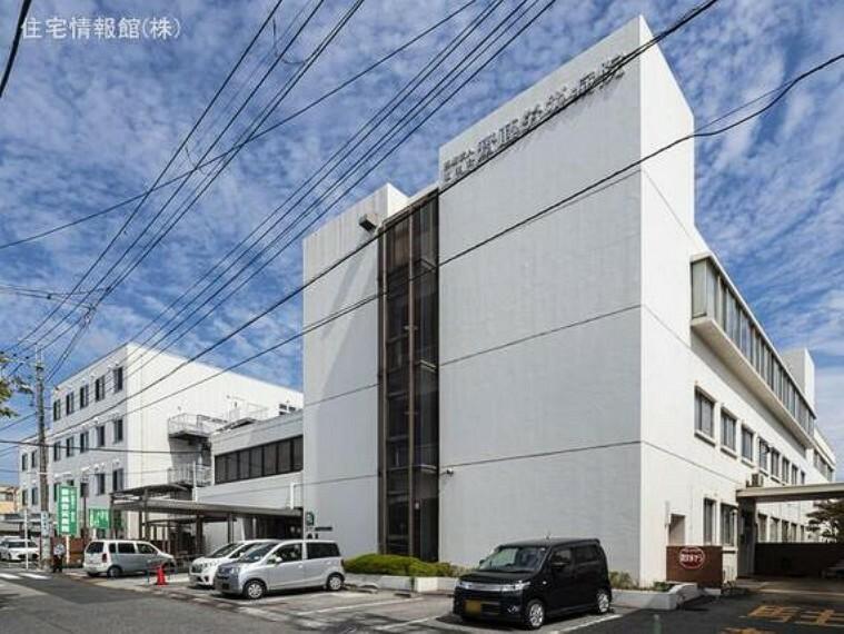 斎藤労災病院 距離540m