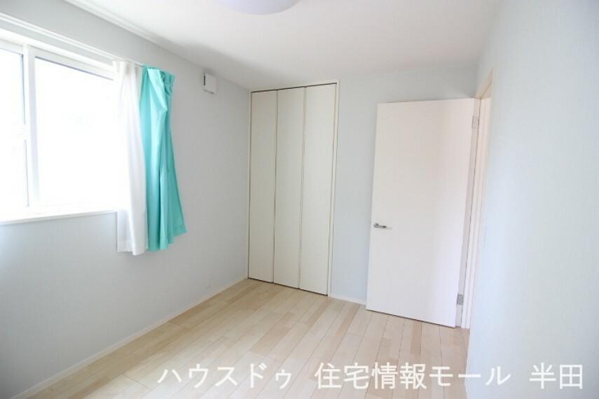 寝室 3LDK お子様の憧れ一人部屋も実現