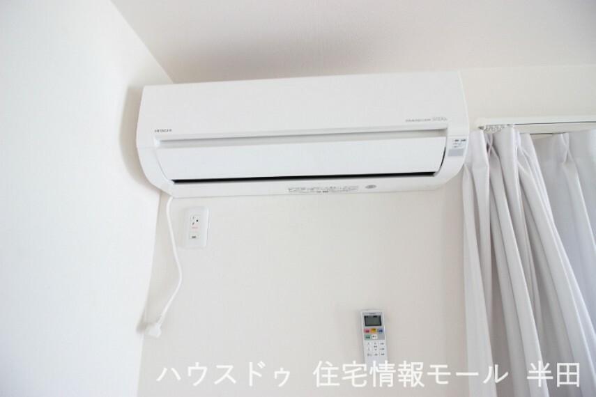 冷暖房・空調設備 エアコン付