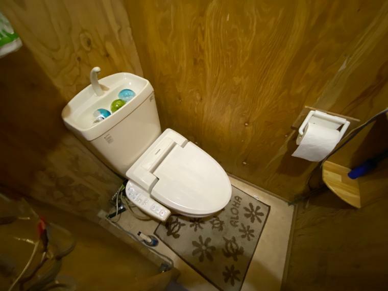 現況写真 トイレ