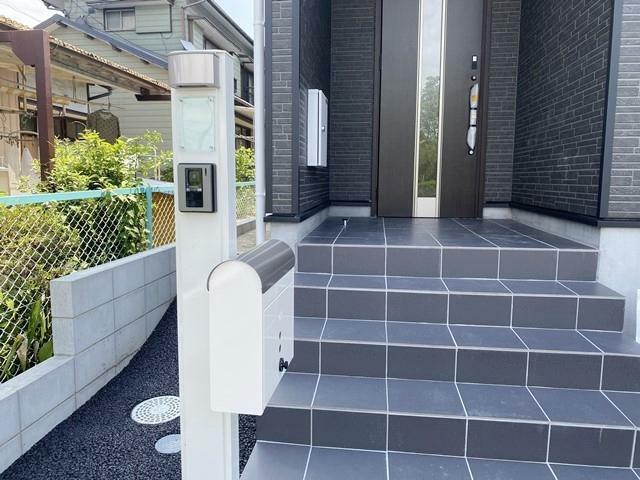 玄関 TVモニターホン・ポスト