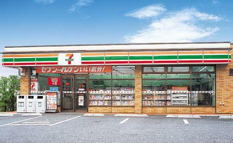 コンビニ セブン‐イレブン 姫路下手野東店