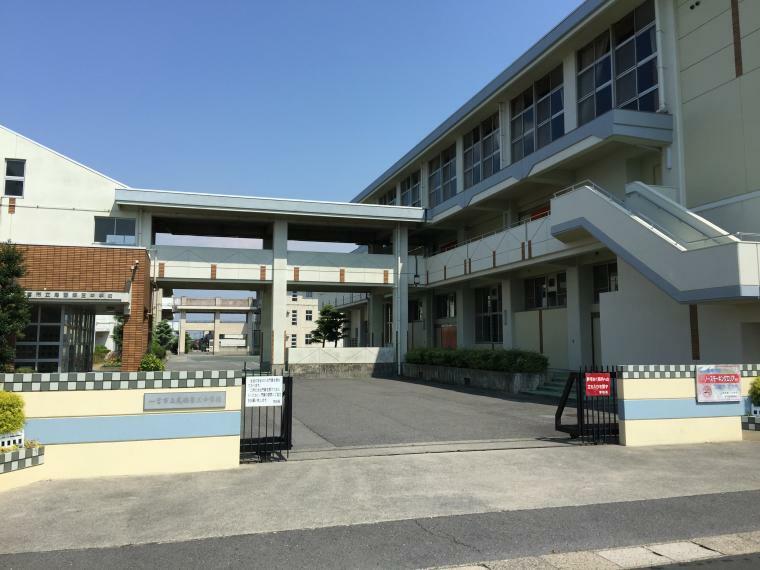 中学校 尾西第三中学校 愛知県一宮市開明字村上54