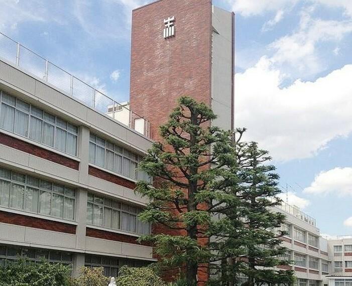 中学校 私立光塩女子学院中等科 徒歩41分。