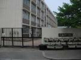 中学校 【中学校】福田中学校まで1420m