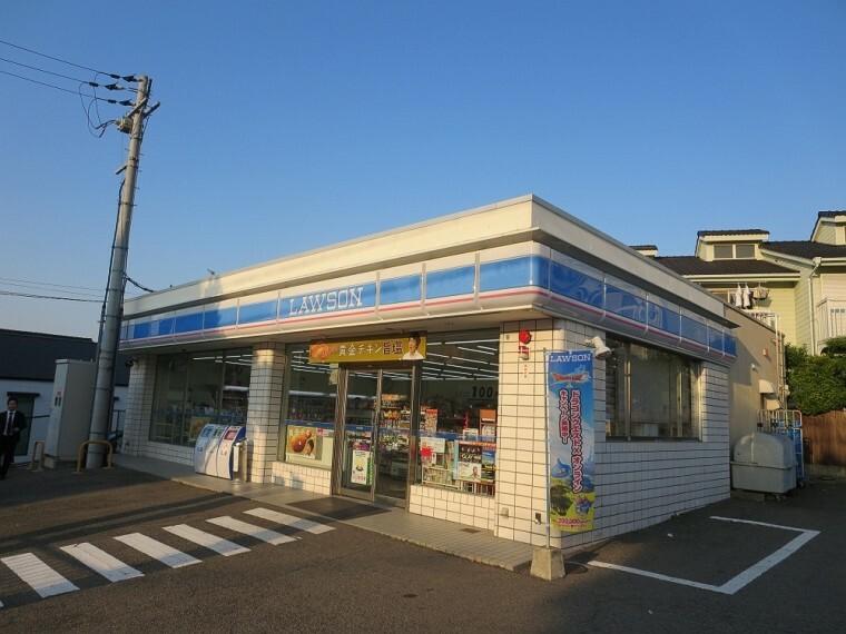 コンビニ 【コンビニエンスストア】ローソン 大津和店まで433m