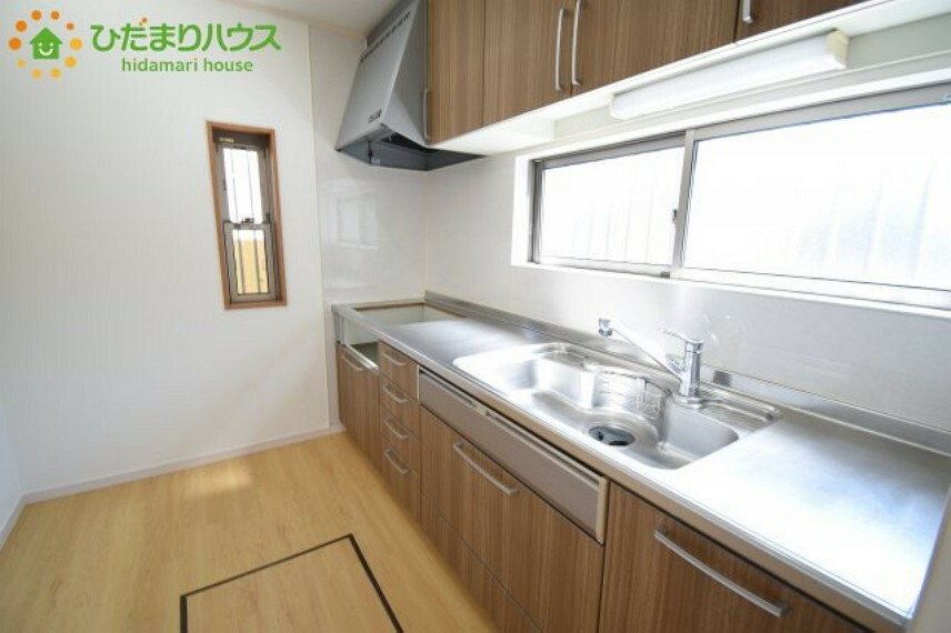 キッチン 床下収納付きのキッチン(^^)/