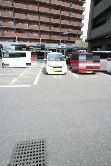 駐車場 No.32平面駐車場1台