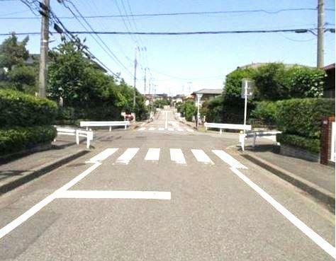 現況写真 周辺道路