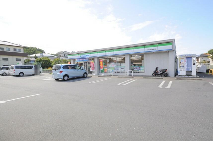 コンビニ ファミリーマート所沢北野天神通り店