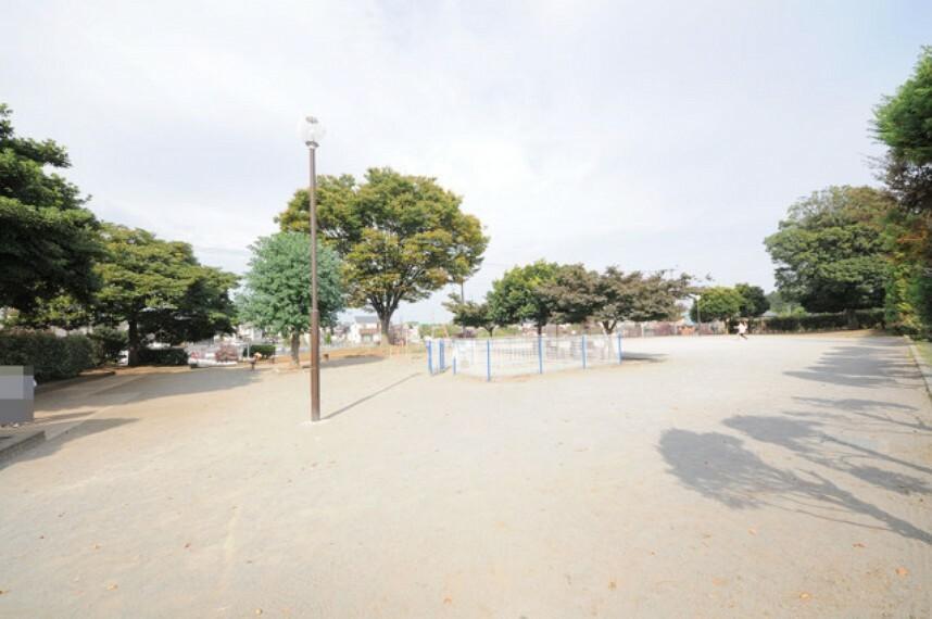 公園 海谷公園(所沢市)