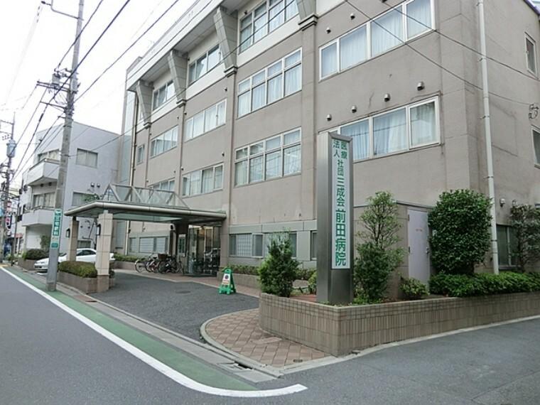 病院 河北前田病院