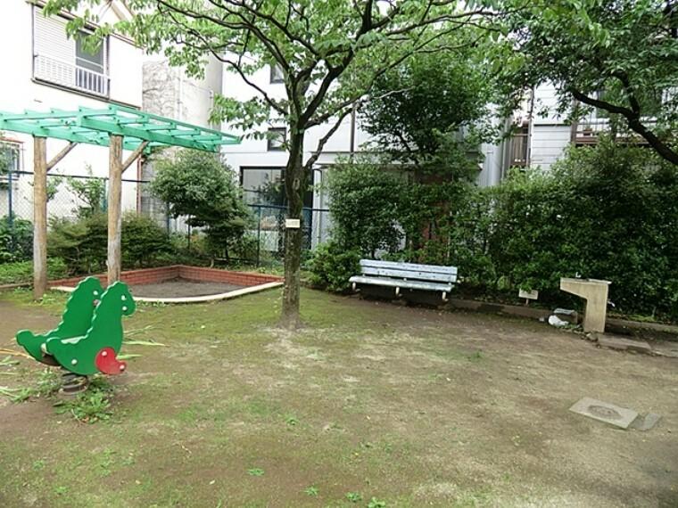 公園 天沼一丁目児童遊園