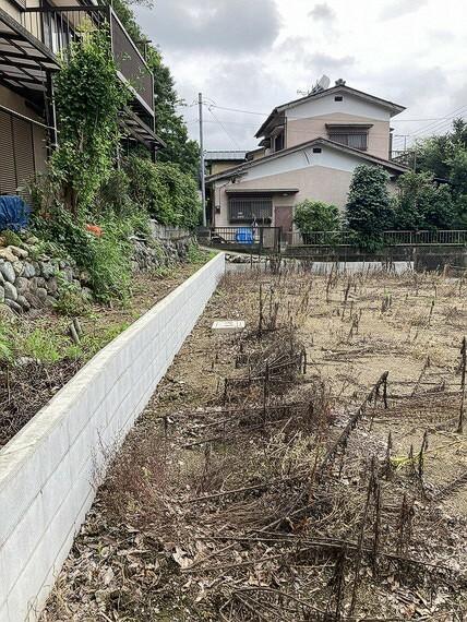 現況写真 JR御殿場線「上大井」駅徒歩約3分と、利便性の高い立地。