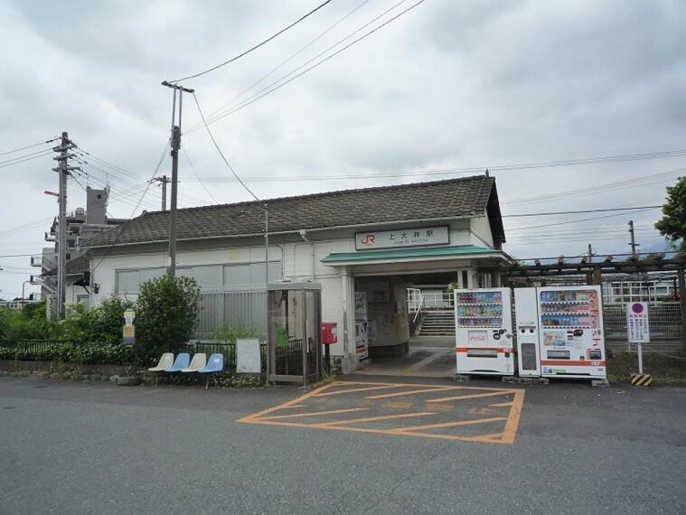 (上大井駅)上大井駅