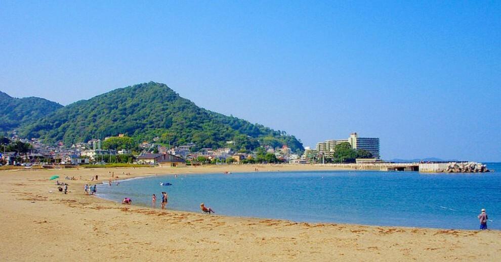 【その他】長浜海水浴場まで3881m
