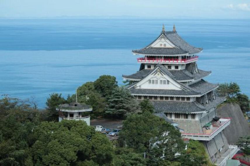【文化財】熱海城まで7817m