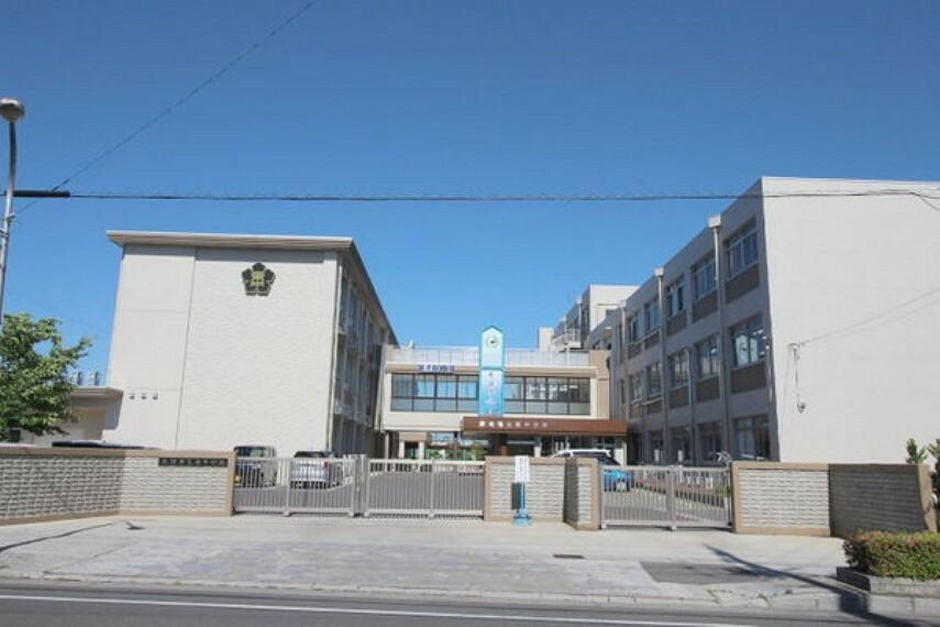 中学校 大垣市立東中学校