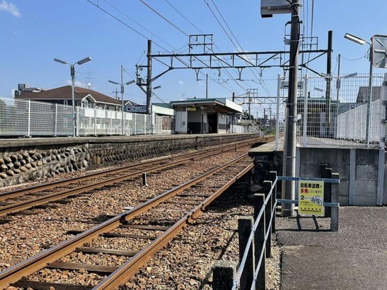 二十軒駅(名鉄 各務原線)