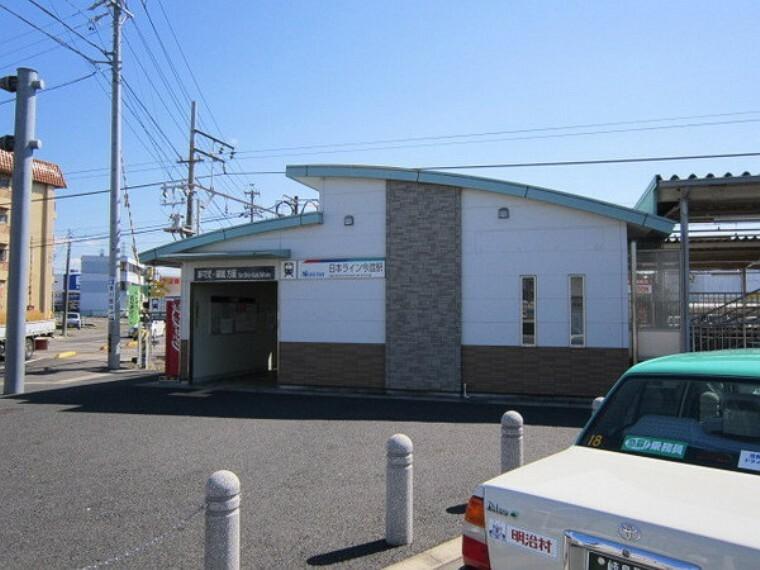 日本ライン今渡駅(名鉄 広見線)