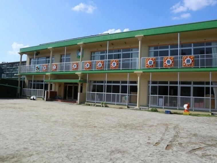 幼稚園・保育園 第二かきのき幼稚園 徒歩約7分