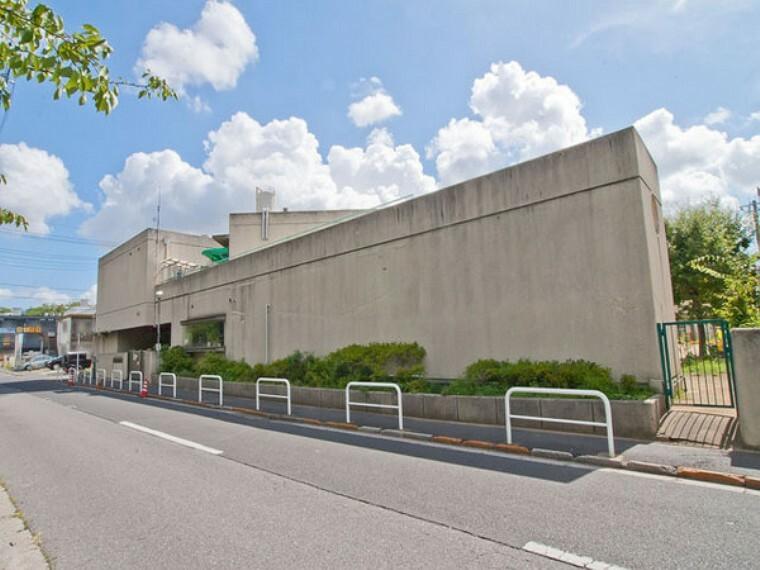幼稚園・保育園 松戸市立新松戸中央保育所