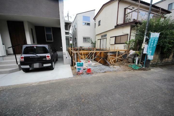現況外観写真 地震に強い耐震制震住宅!制震ダンパーミューダムで揺れ幅最大85%低減