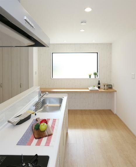 キッチン 4号棟