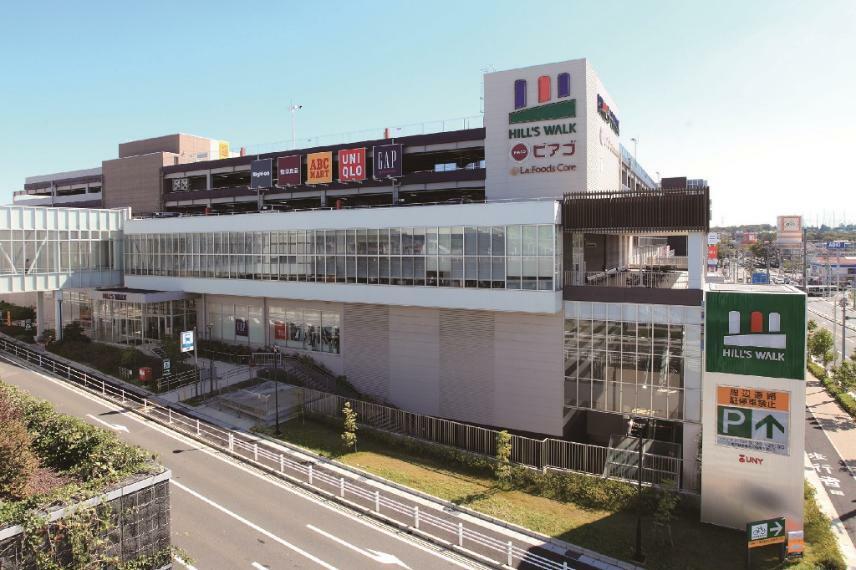 ショッピングセンター ヒルズウォーク徳重ガーデンズ