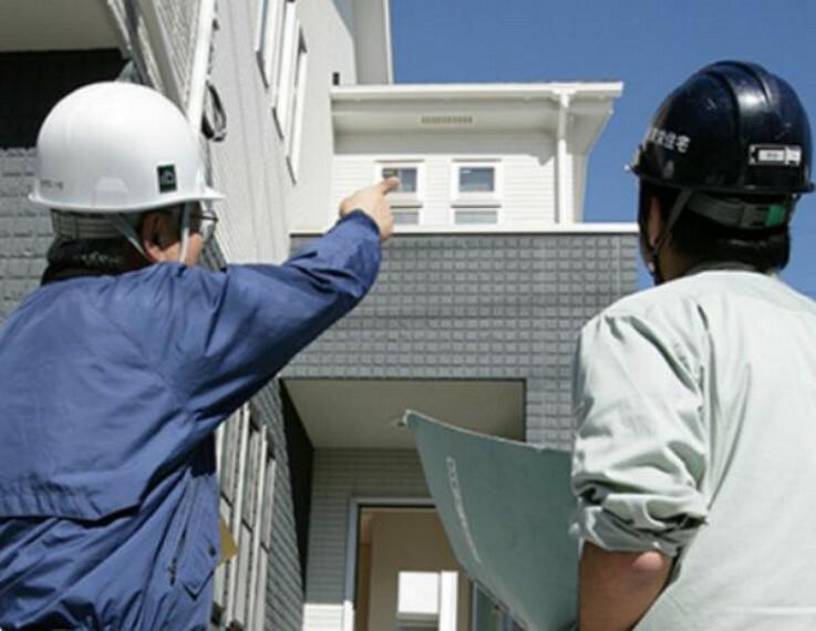 構造・工法・仕様 設計段階での「設計」と施工後評価の「建設」の住宅性能評価をダブルで取得。