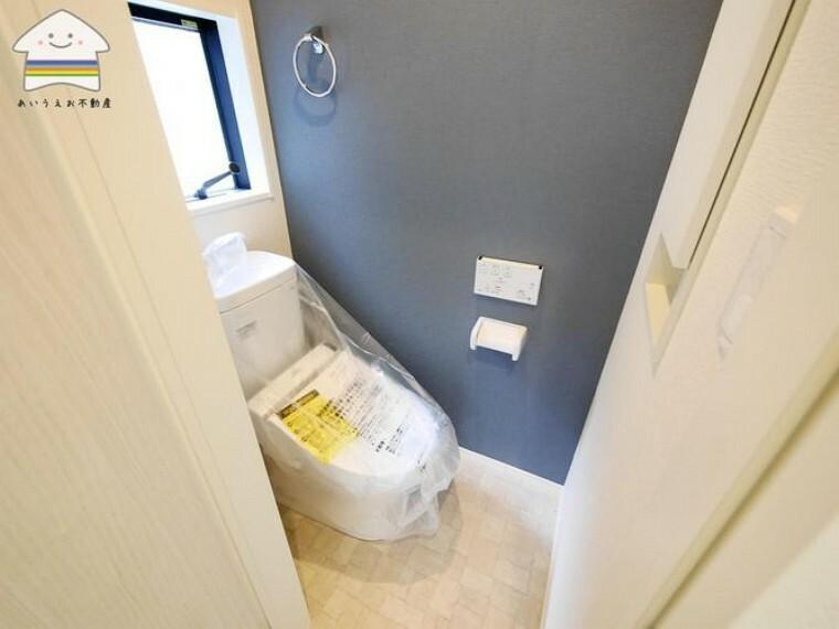 トイレ 2Fトイレ。ウォシュレット付