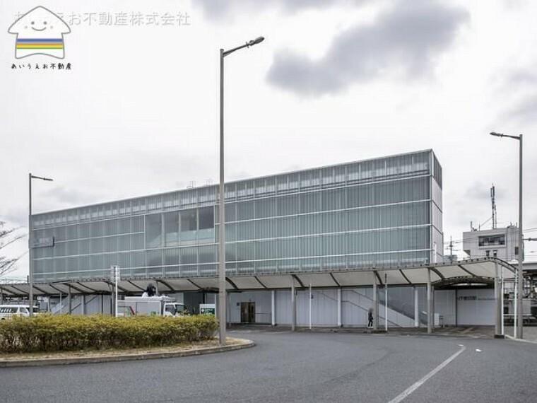 外房線「誉田」駅 距離1520m
