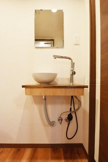 洗面化粧台 洗面スペース