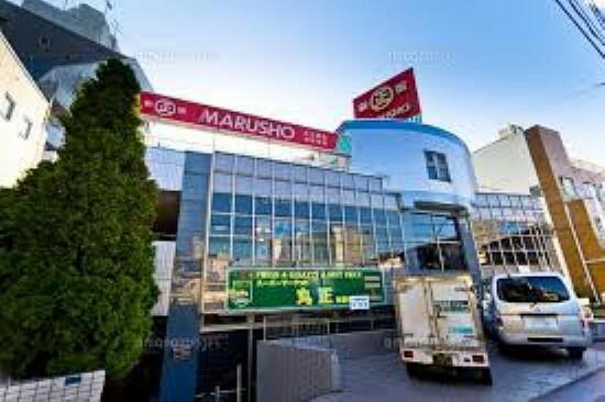 スーパー 【スーパー】丸正 東新宿店まで359m
