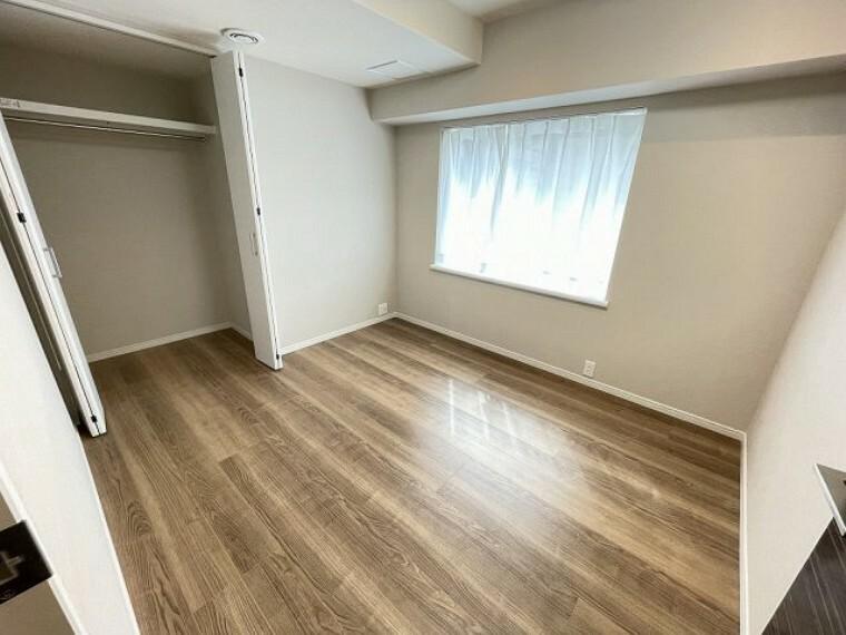 収納 角部屋なので、全居室に窓があります