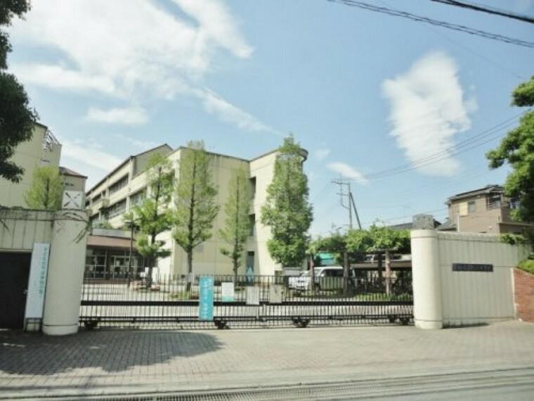 中学校 【中学校】草加市立松江中学校まで1000m