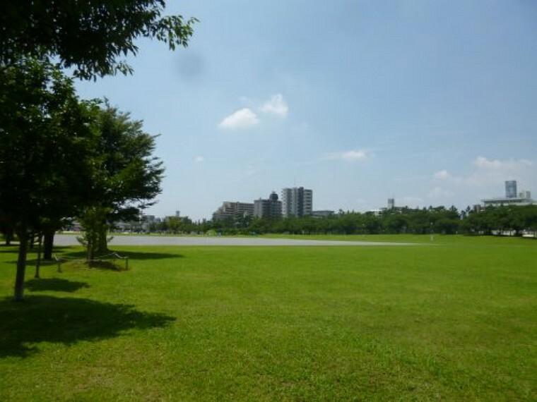 公園 【公園】まつばら綾瀬川公園まで500m