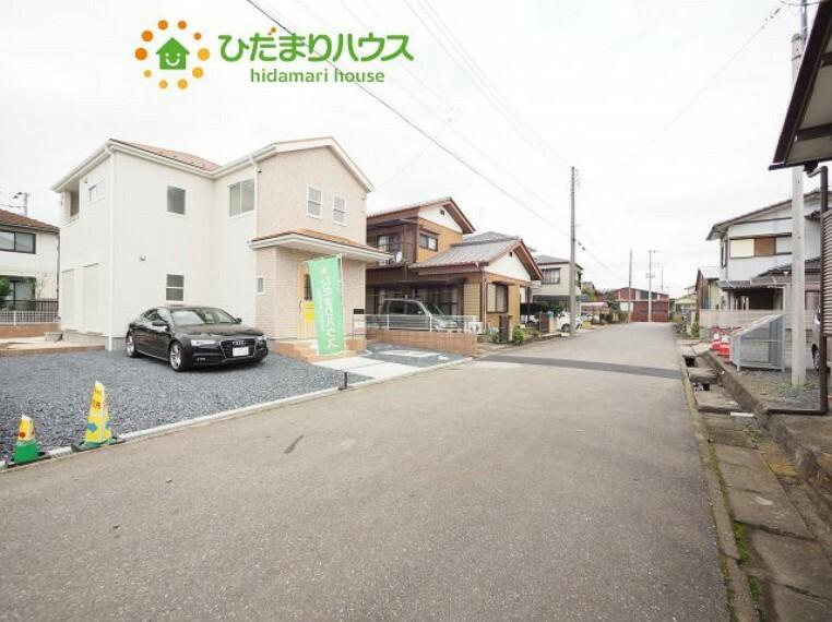 現況写真 6mの公道に接道!