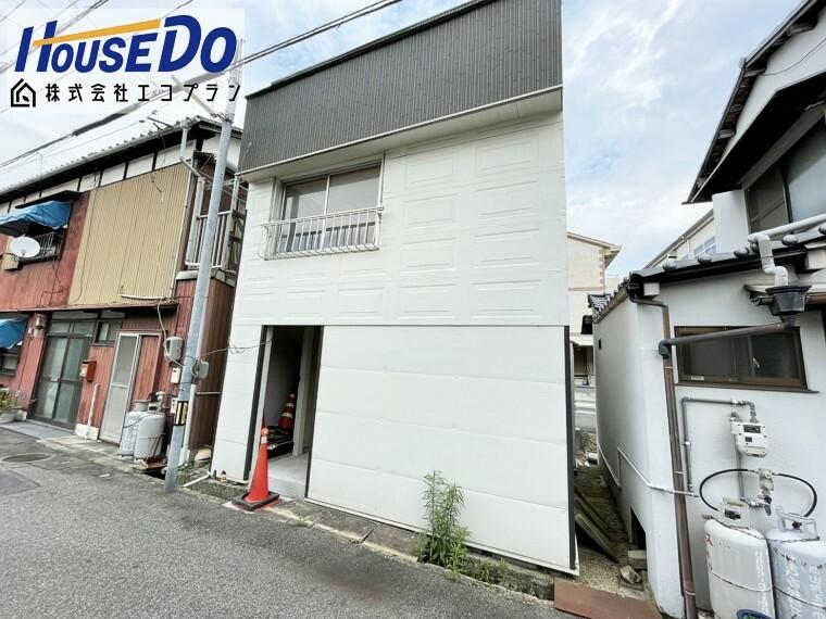 外観写真 外壁塗装済みです  「宇野駅」まで徒歩約10分の立地! 生活しやすい周辺環境です