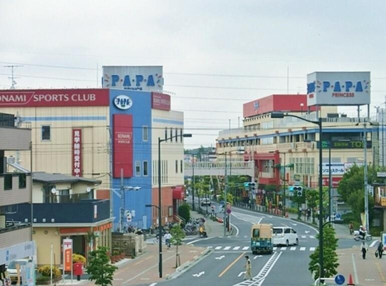 ショッピングセンター P・A・P・A上尾ショッピングアヴェニュー