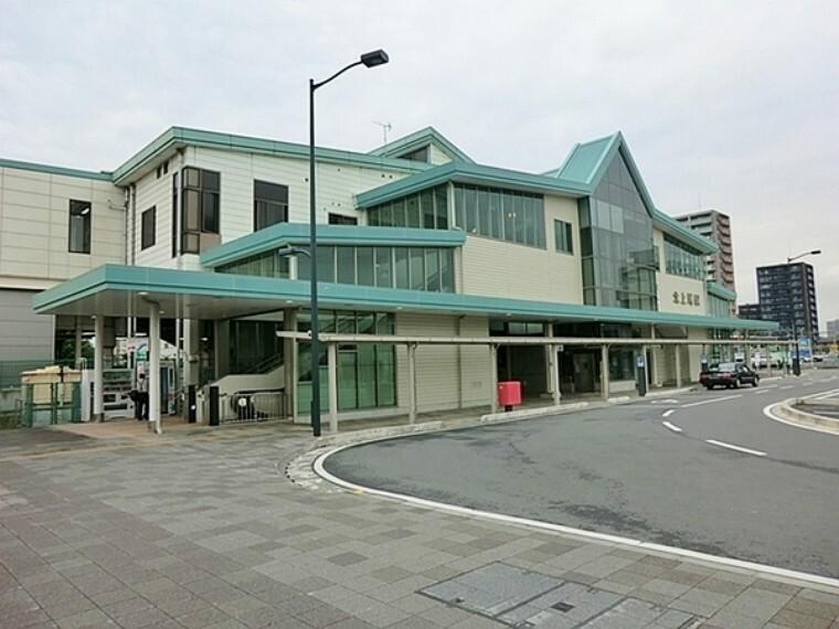北上尾駅(JR 高崎線)